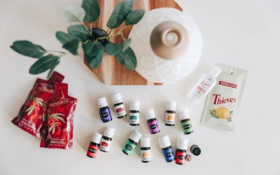 I love sharing Young Living🌱